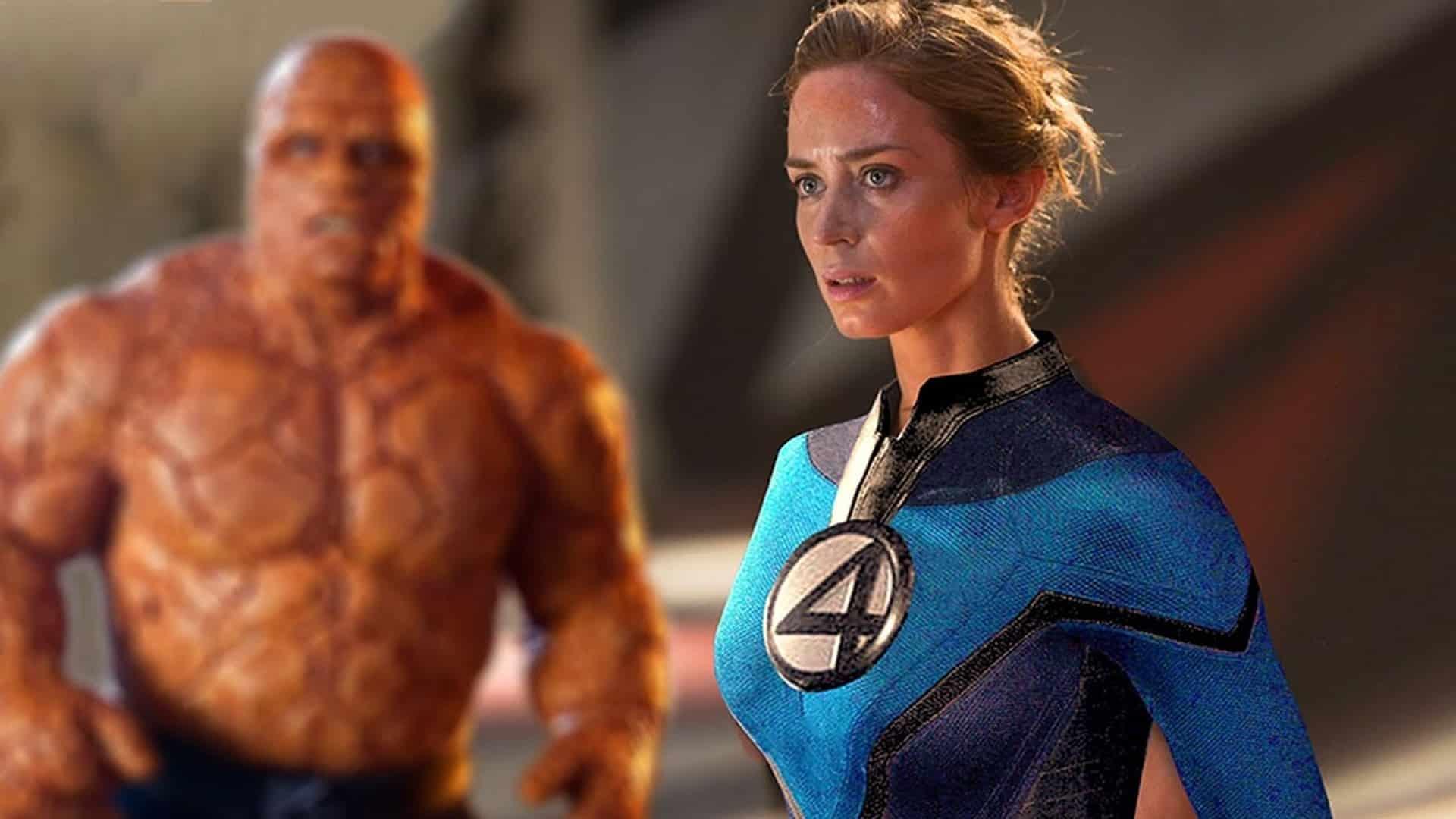 Emily Blunt mala stretnutie s Marvel