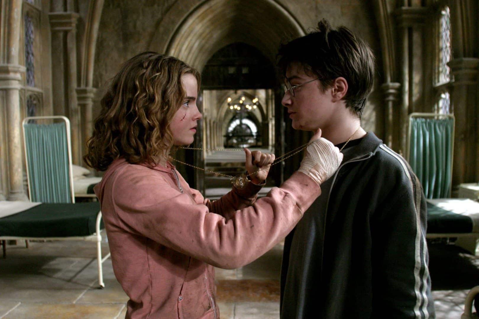 Harry Potter a Hermiona