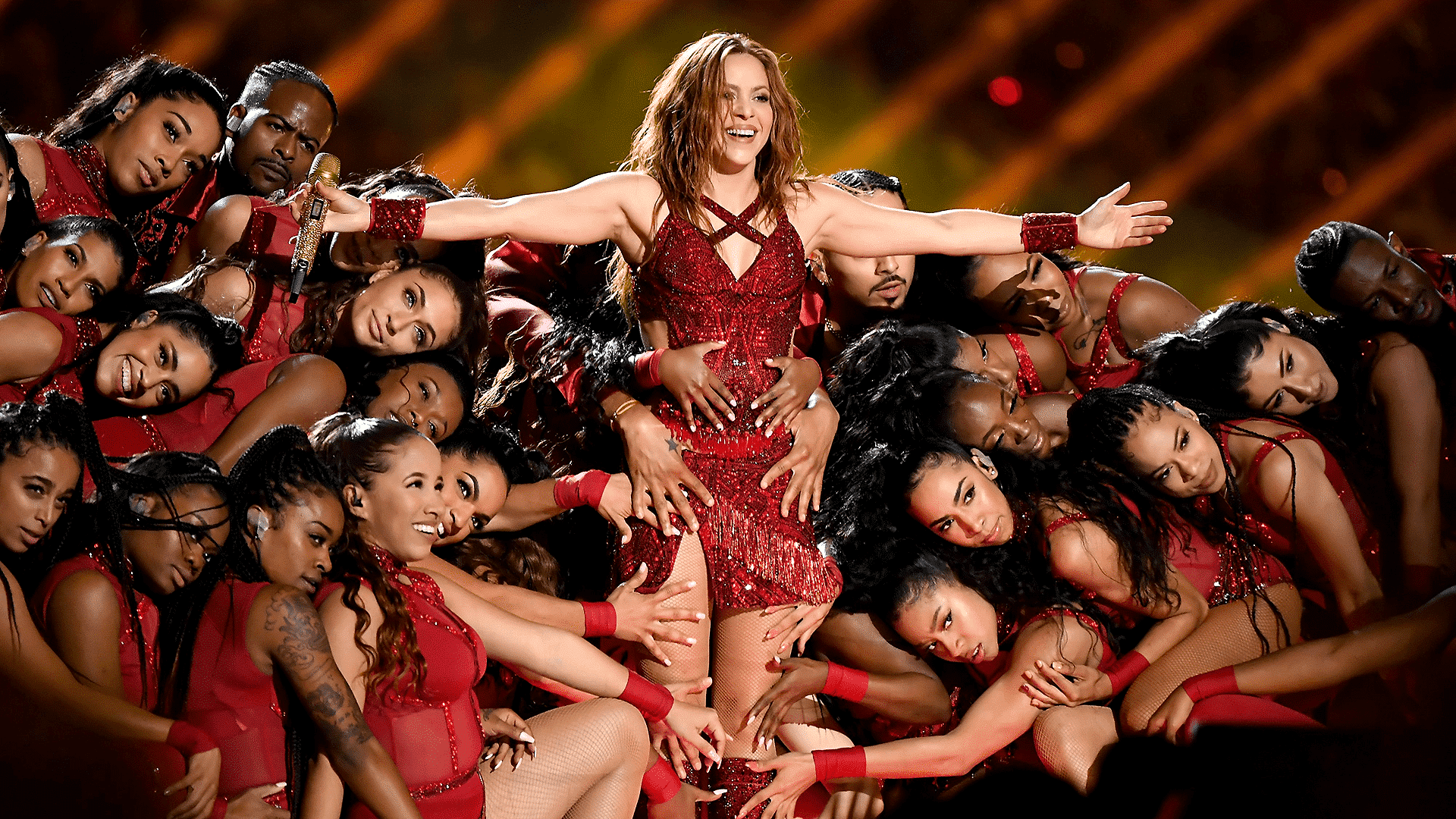 Super Bowl 2020 Shakira