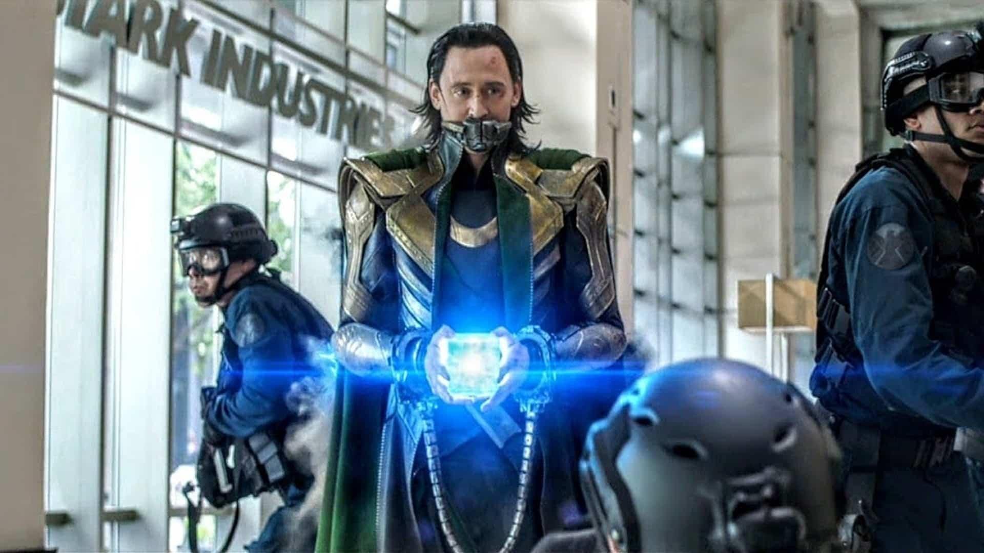 seriál Loki