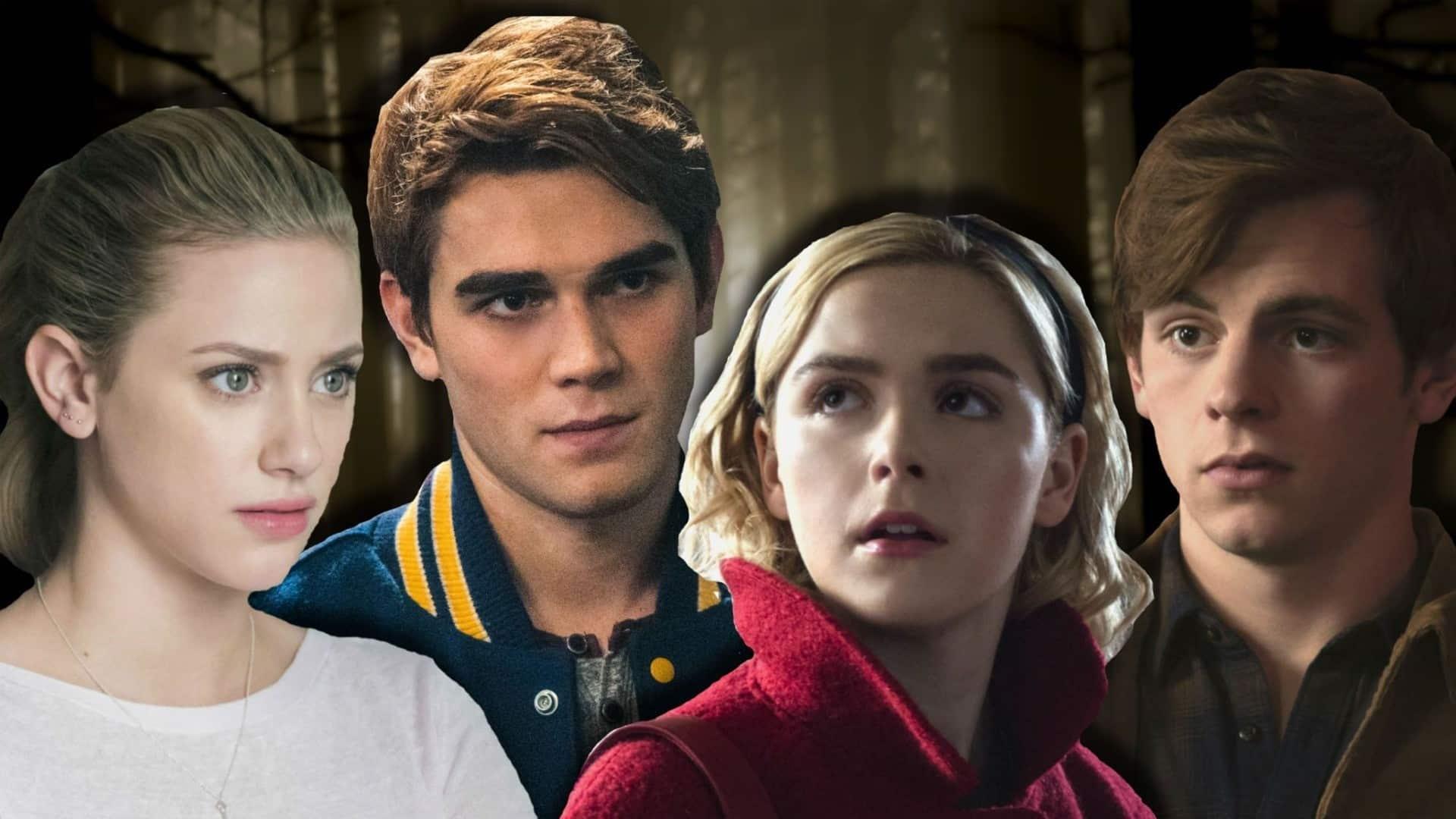 Sabrina a Riverdale sa spoja