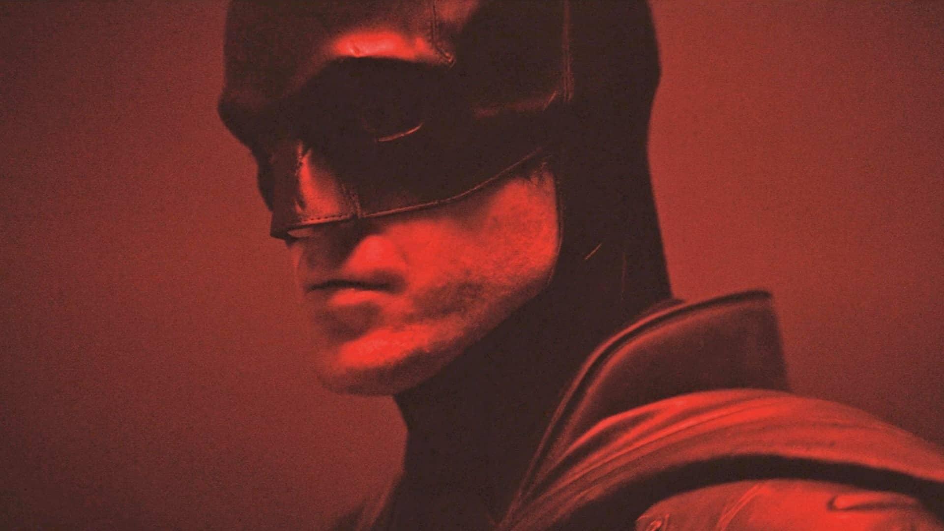 Robert Pattinson v kostýme Batmana