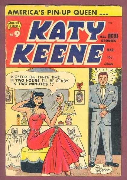 Katy Keene komiks