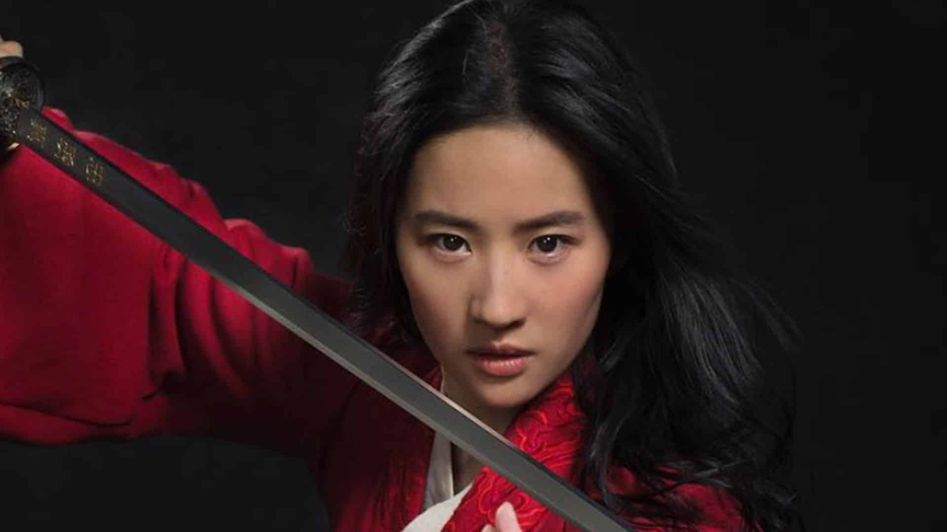 chýbajúca postava v Mulan