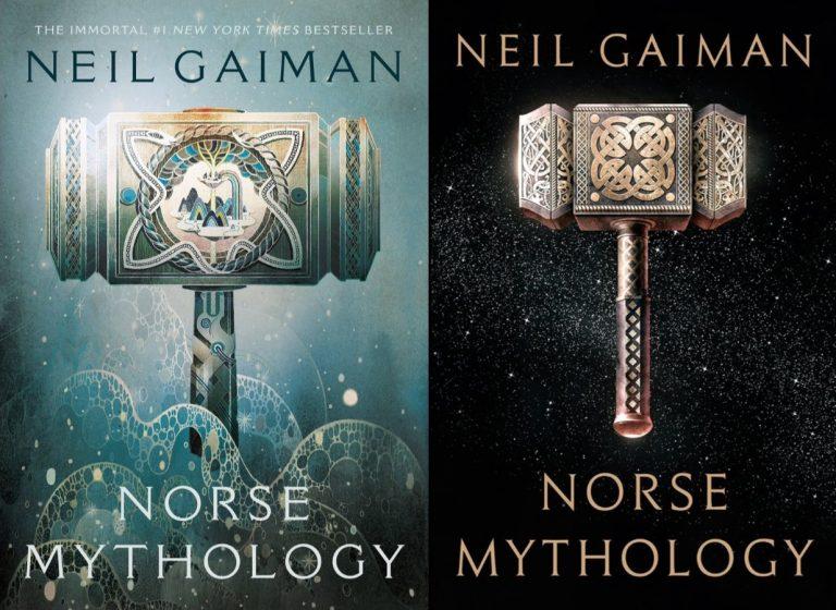 nórska mytológia, kniha