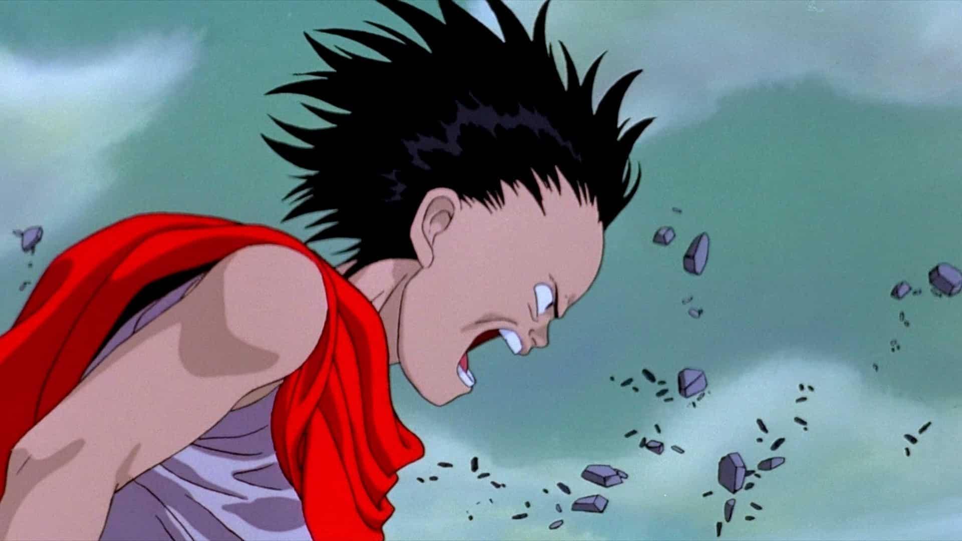 spracovanie anime Akira