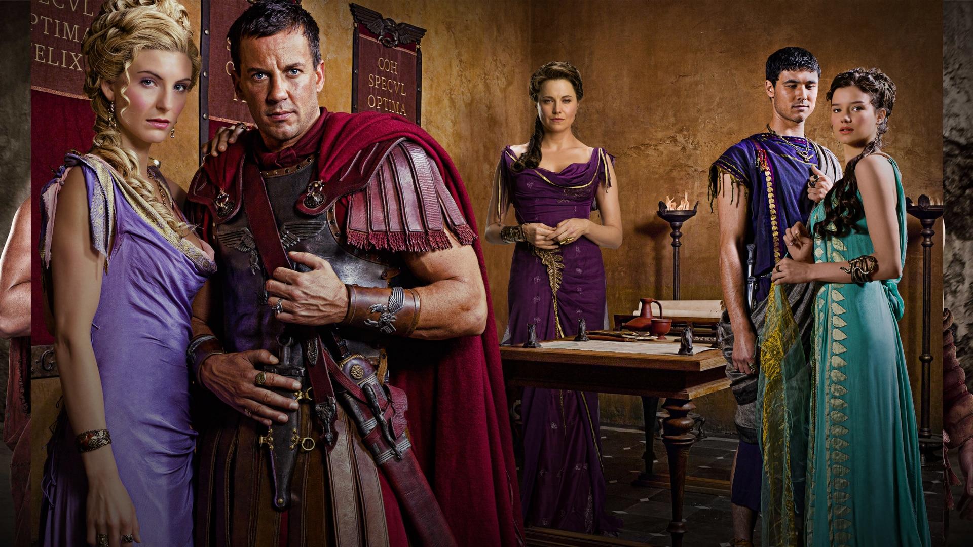 Spartakus seriál