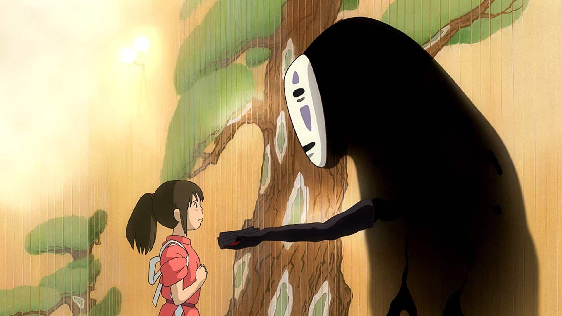 Cesta do fantázie anime