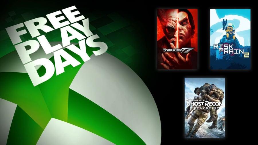 Xbox hry zadarmo