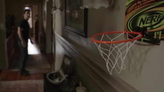 Ant-Man basketball