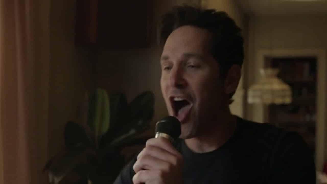 Ant-Man karaoke