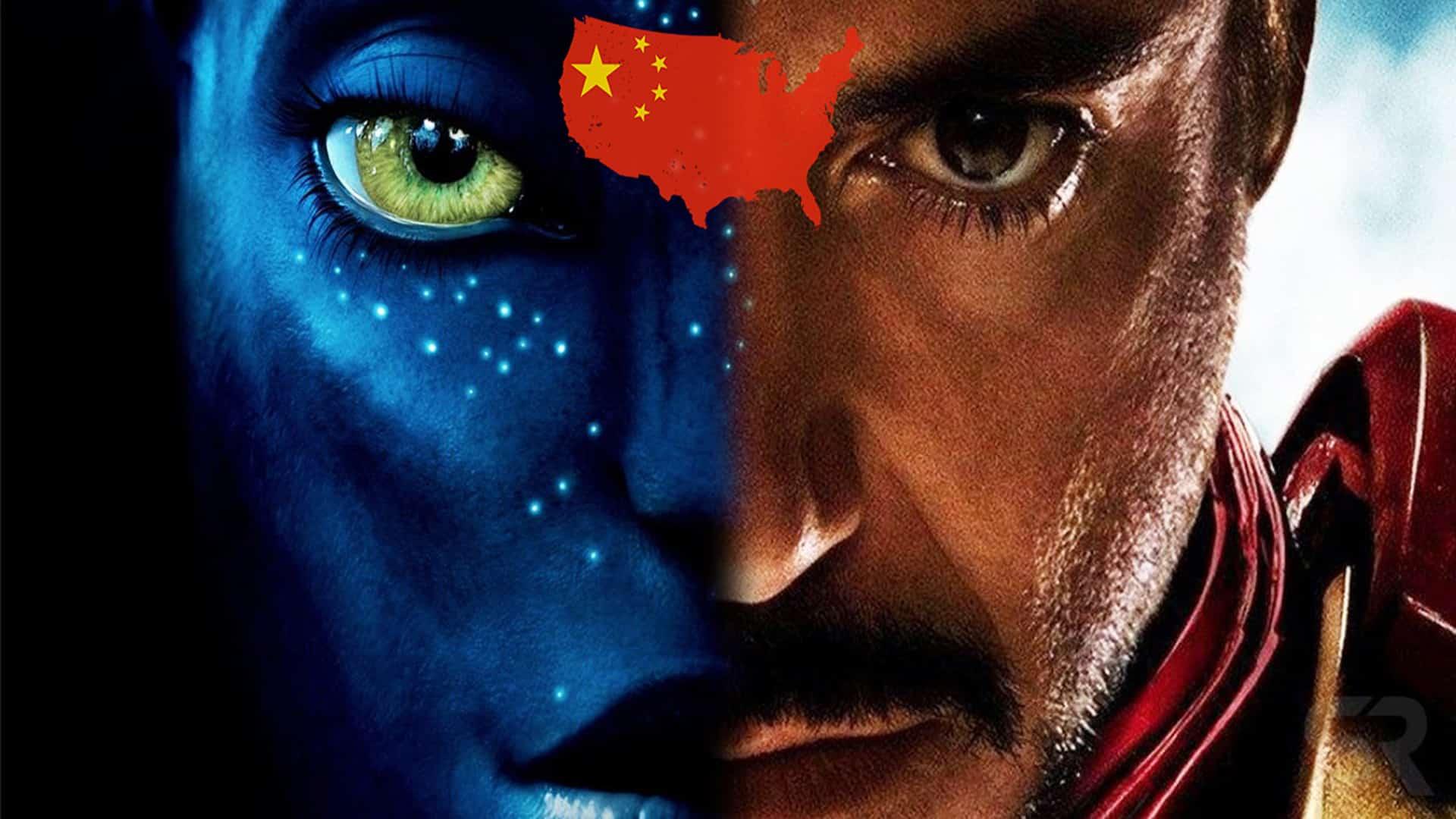 Avatar a séria Avengers sa vracajú do kín. Dokážu zachrániť kiná v Číne?