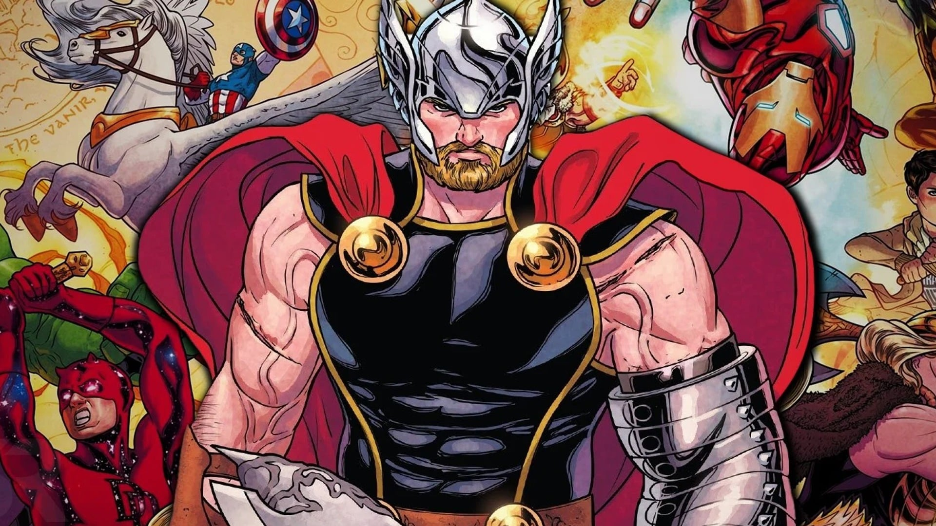 komiks the war of the realms
