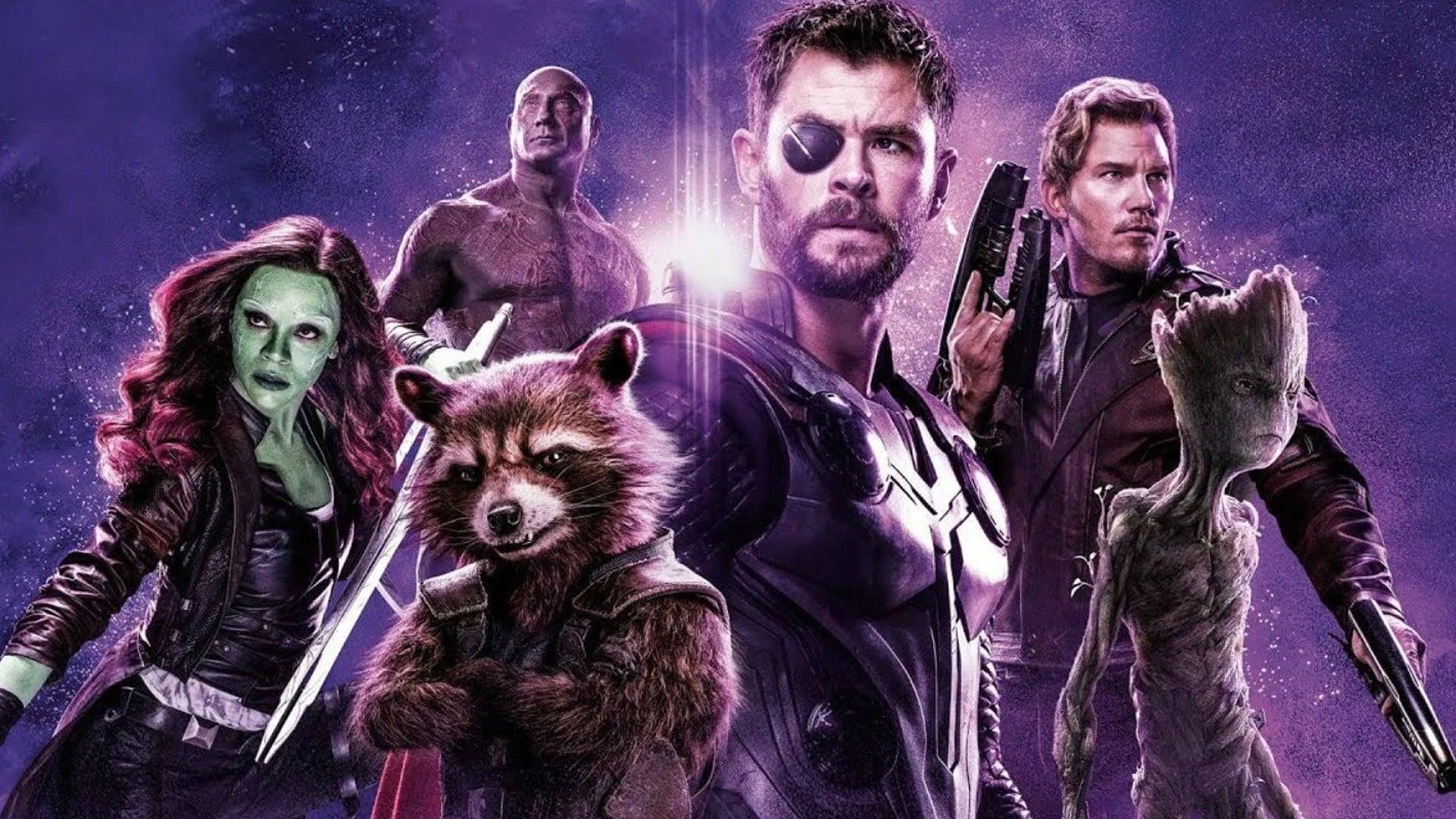 Strážcovia galaxie vo filme Thor 4