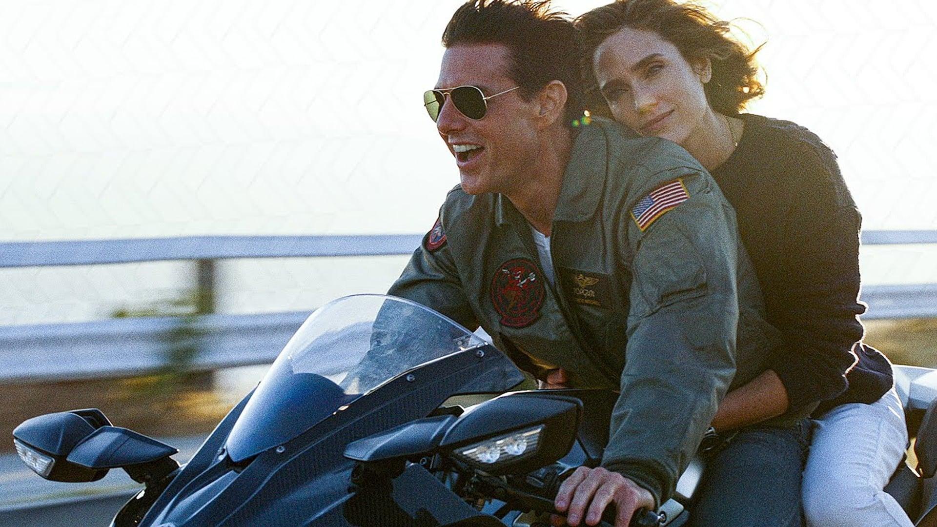 Tom Cruise Top Gun: Maverick