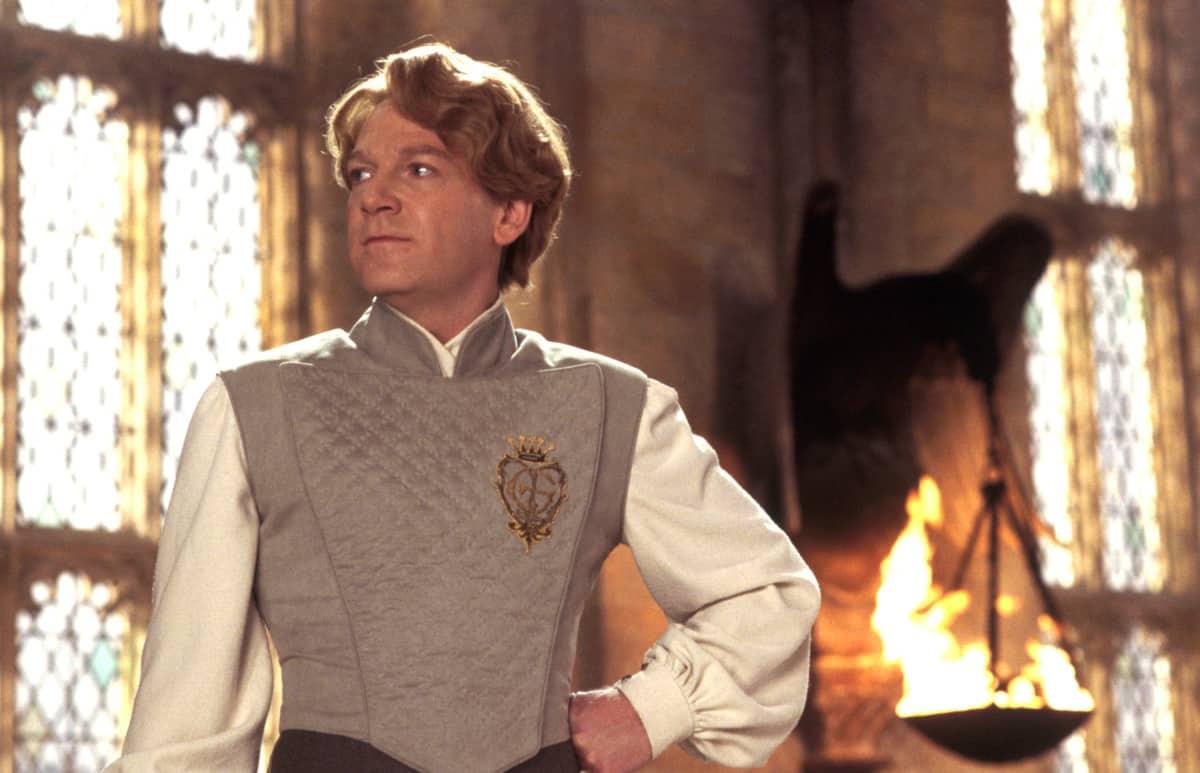 Gilderoy Lockhart,