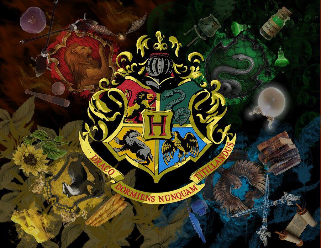 Harry Potter fakulty