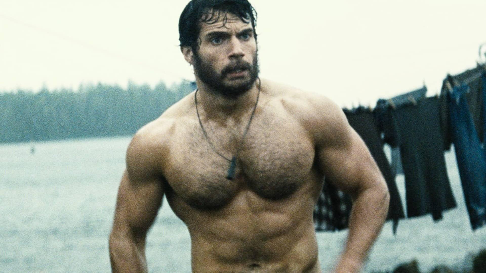 Henry Cavill nový Wolverine