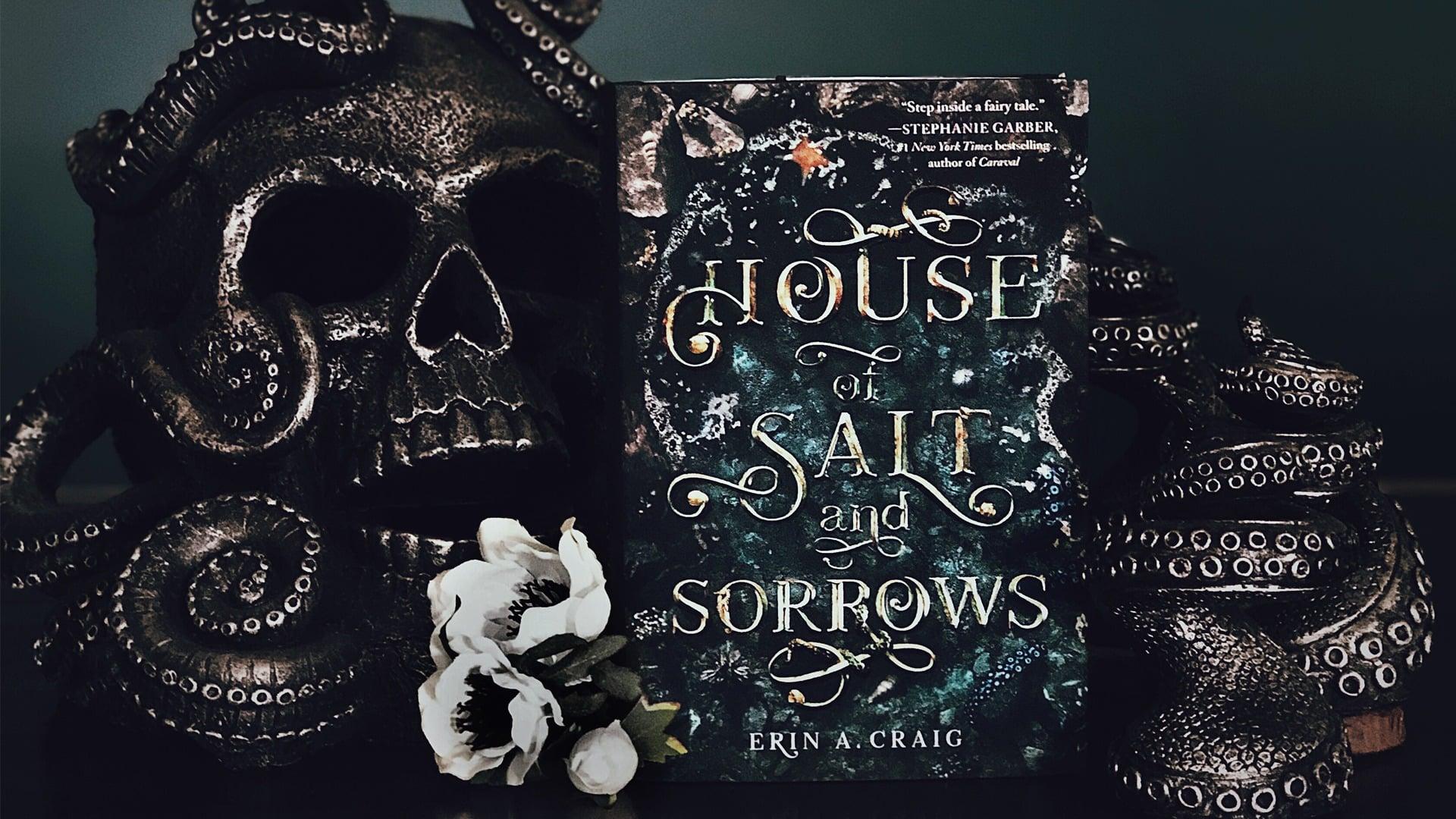 TIP na knihu House of Salt and Sorrows