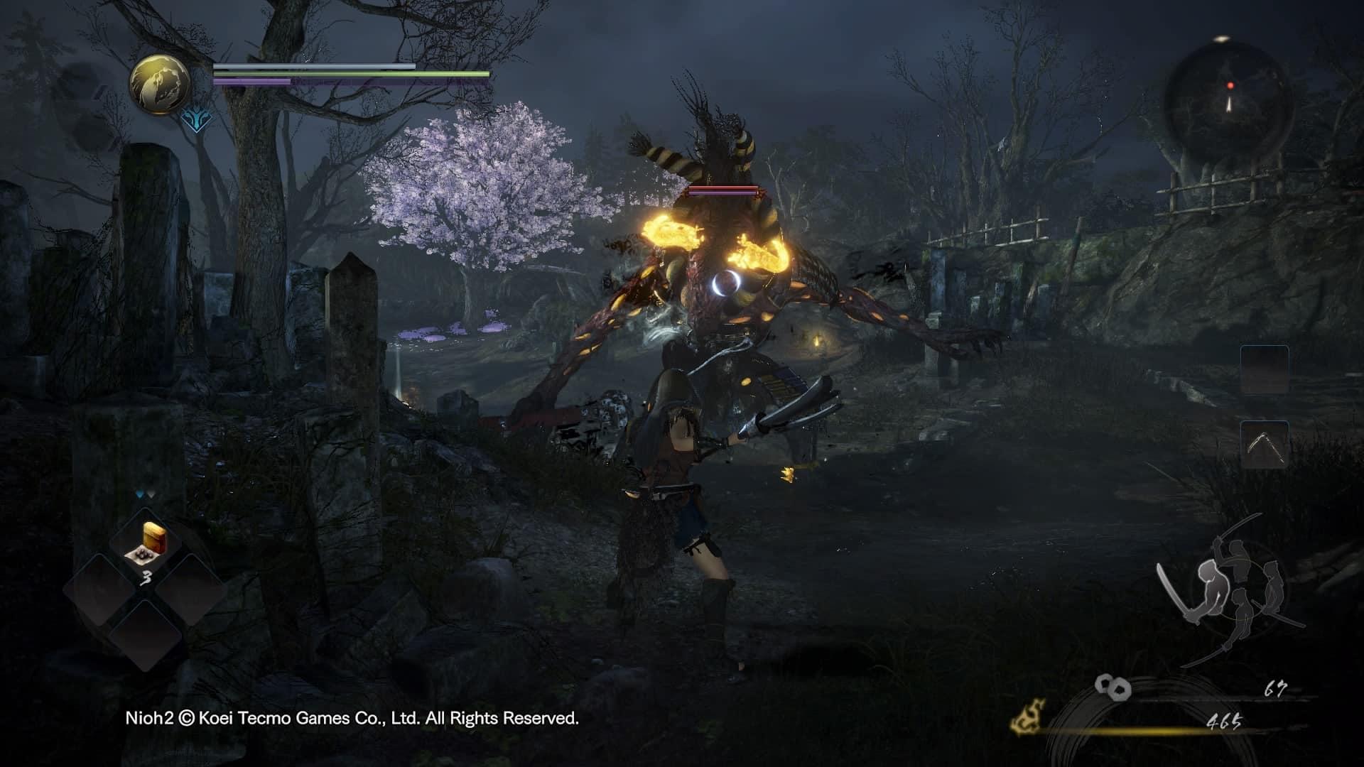 Nioh2 screenshot 2