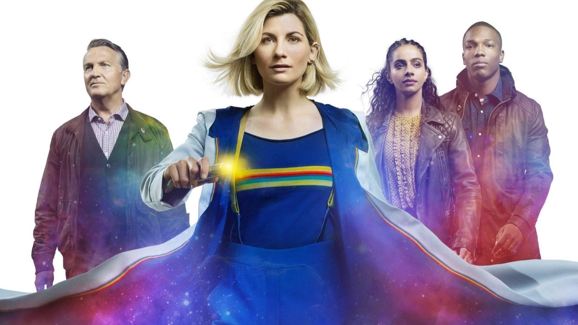 seriál doctor who
