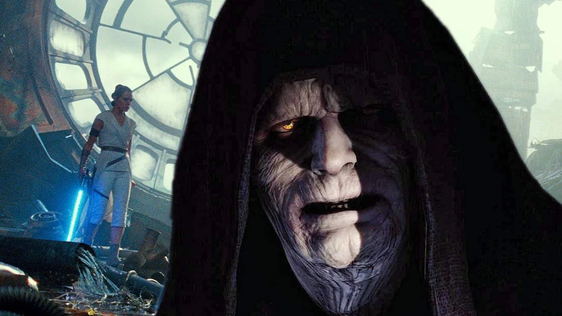 kniha Vzostup Skywalkera