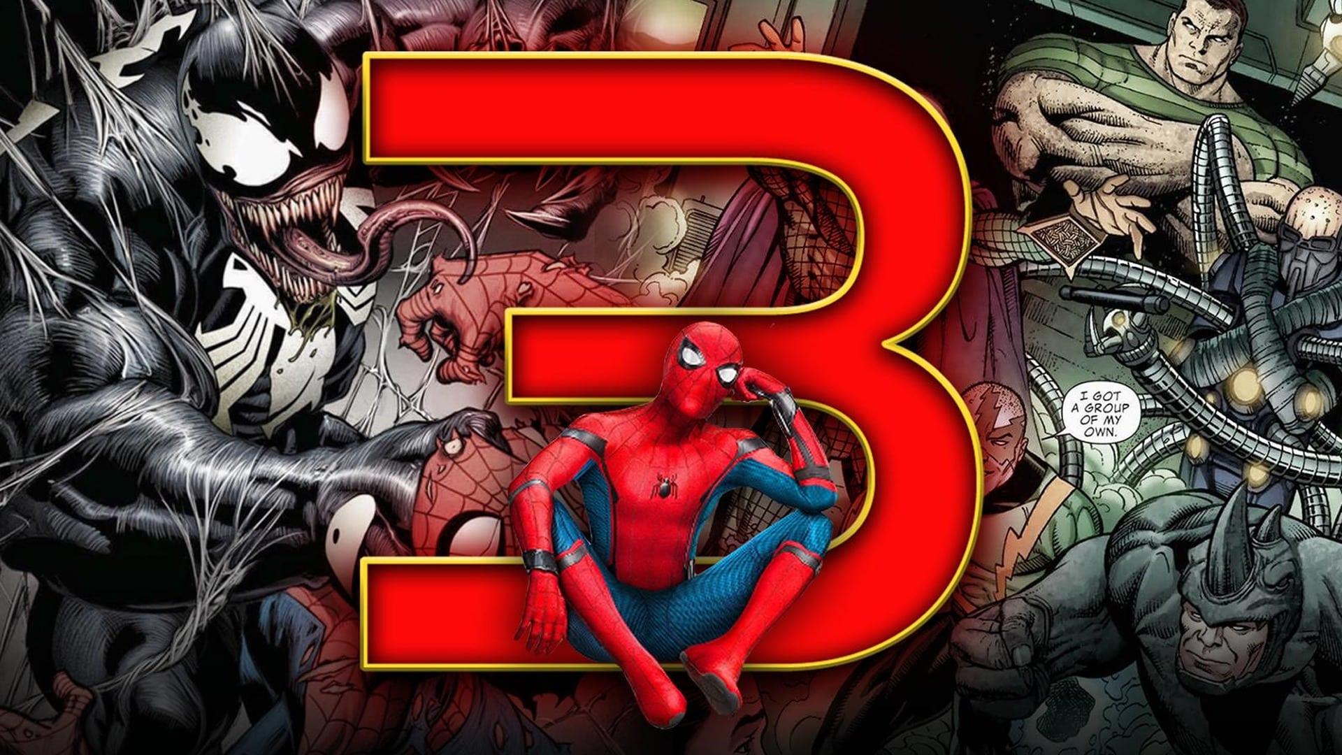 6 zloduchov Spider-Man