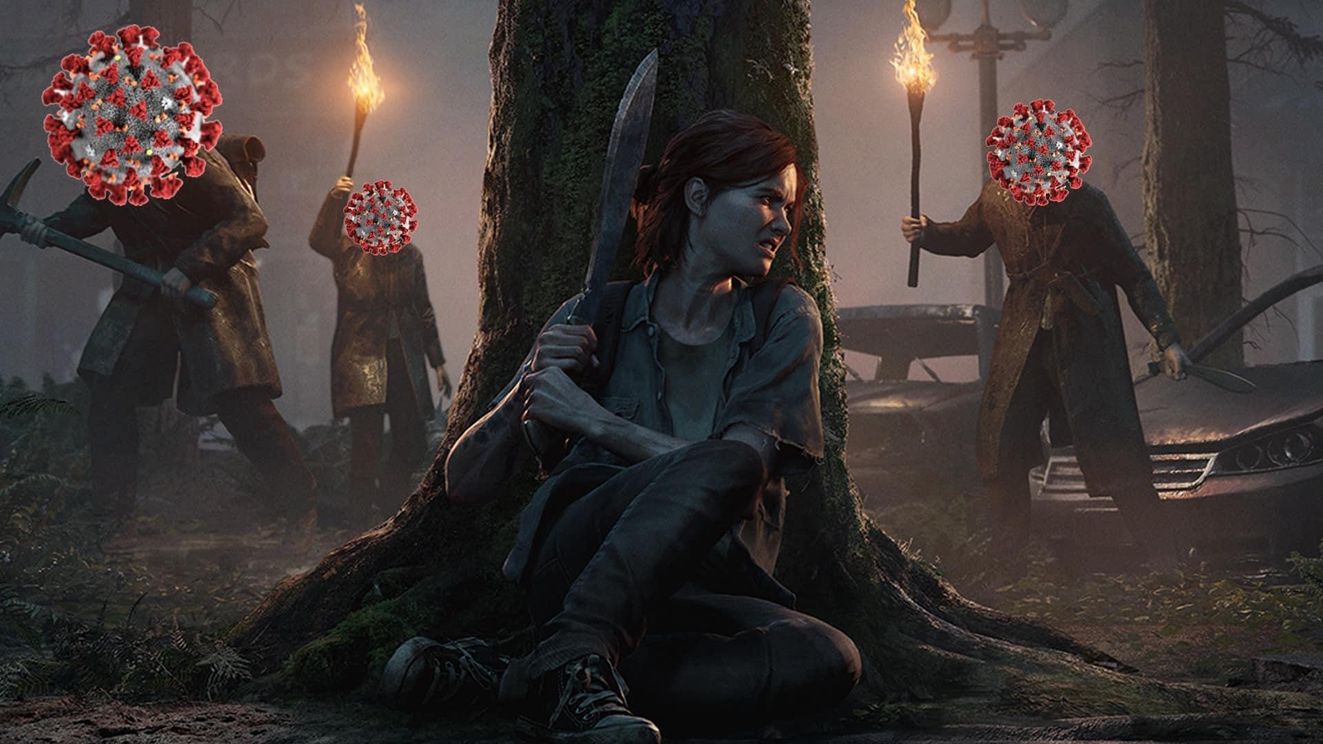 Hra The Last of Us Part II je odložená
