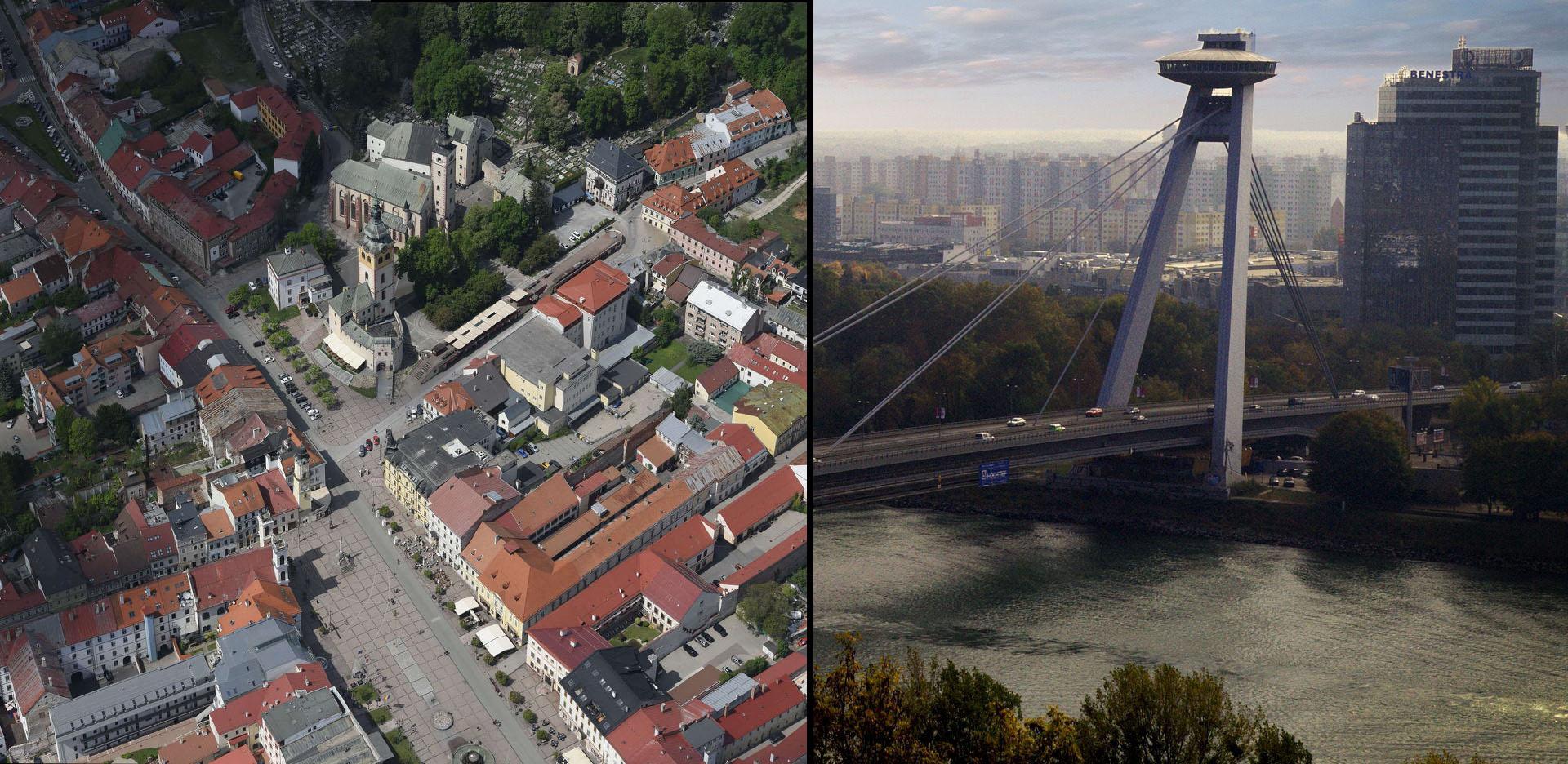 Bratislava Matrix 4 na Slovensku