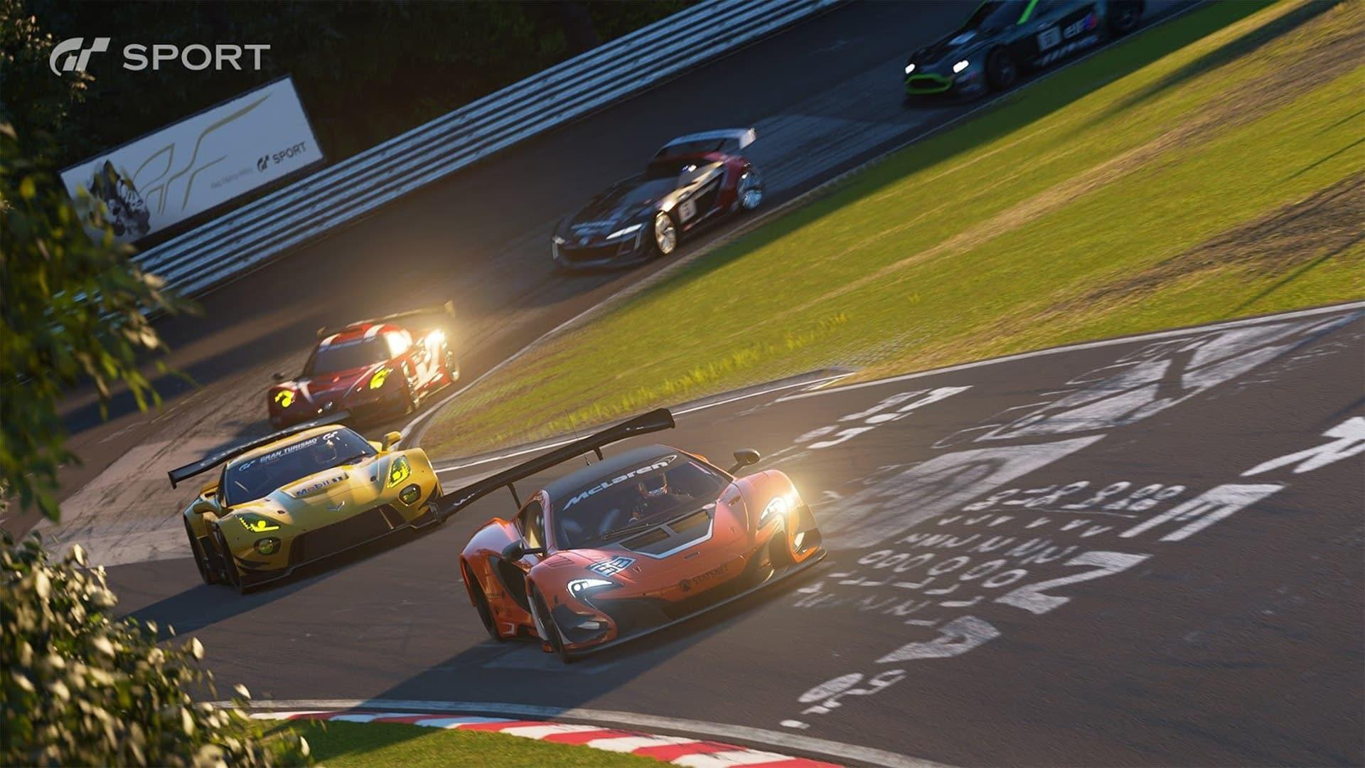 Gran Turismo Sport PlayStation 5 exkluzivity