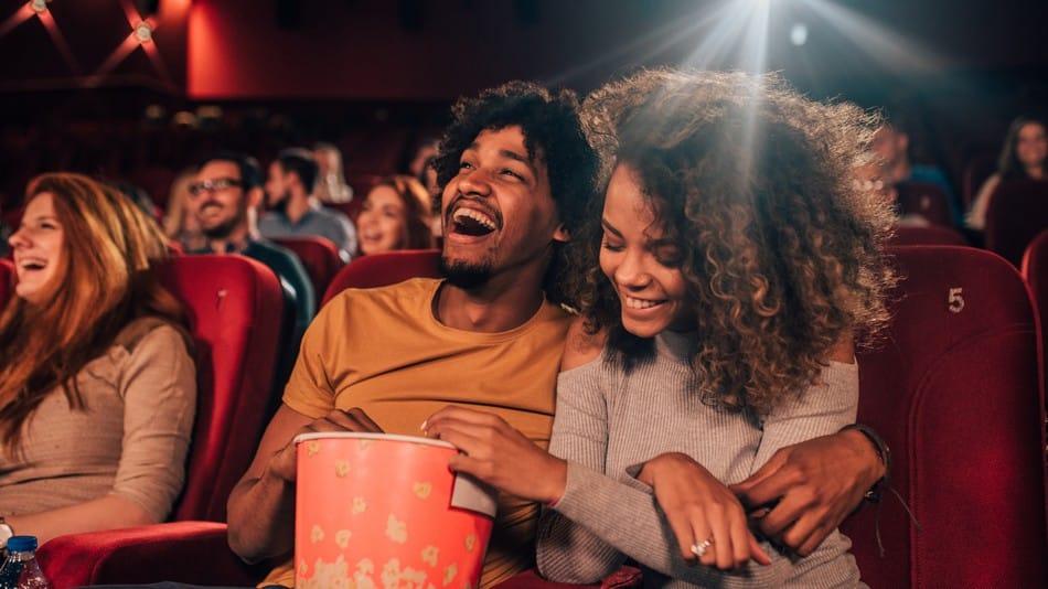 Cinema laugh