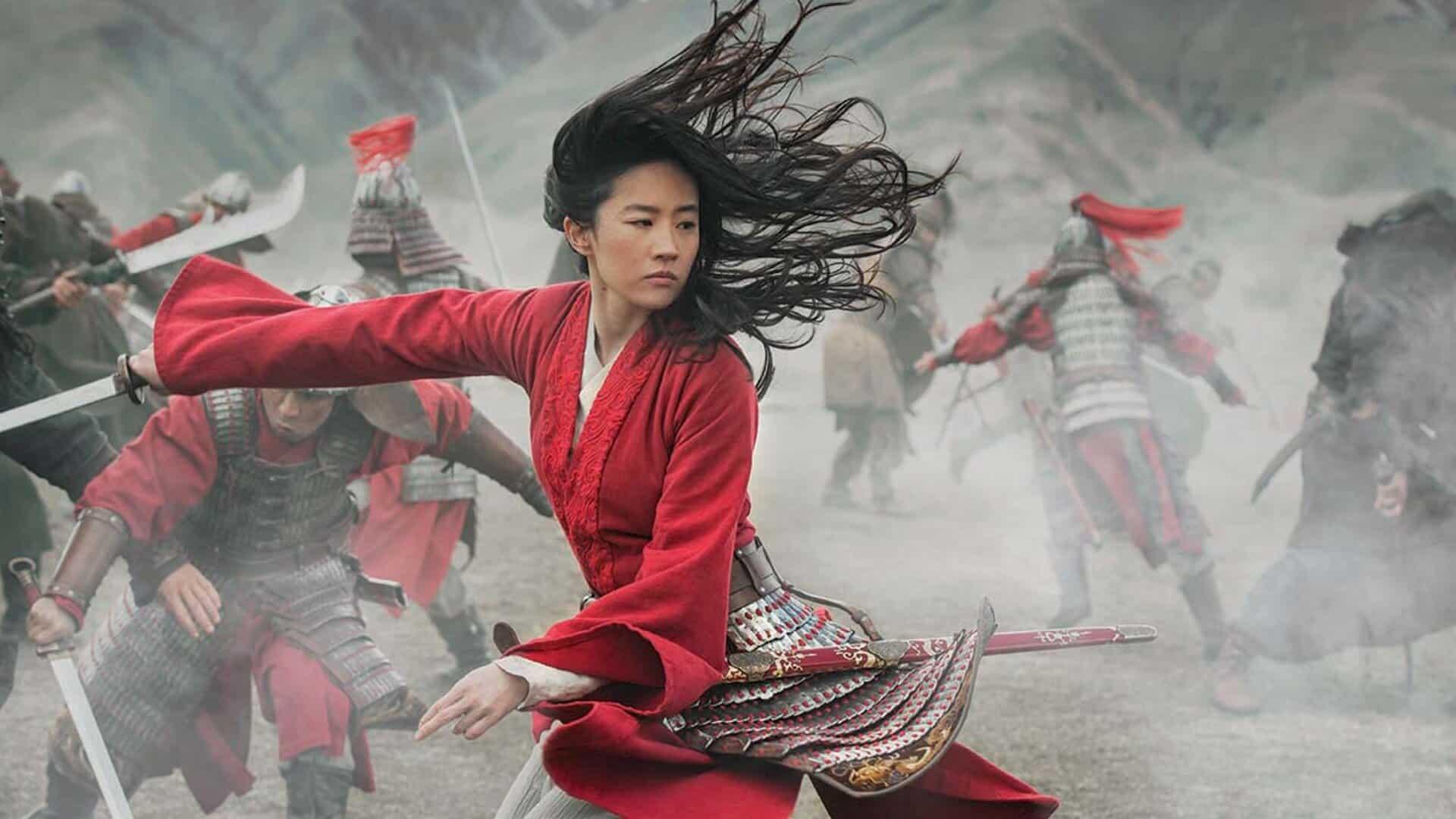 Donnie Yen Mulan