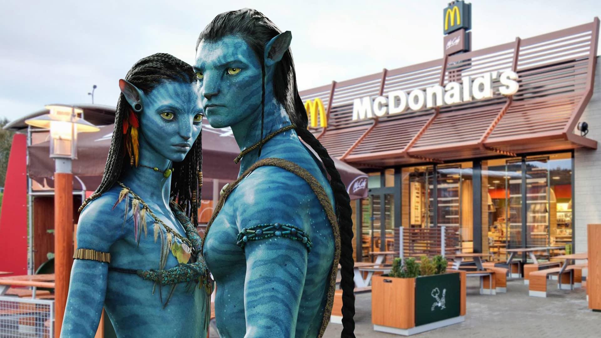Avatar 2 1. apríl