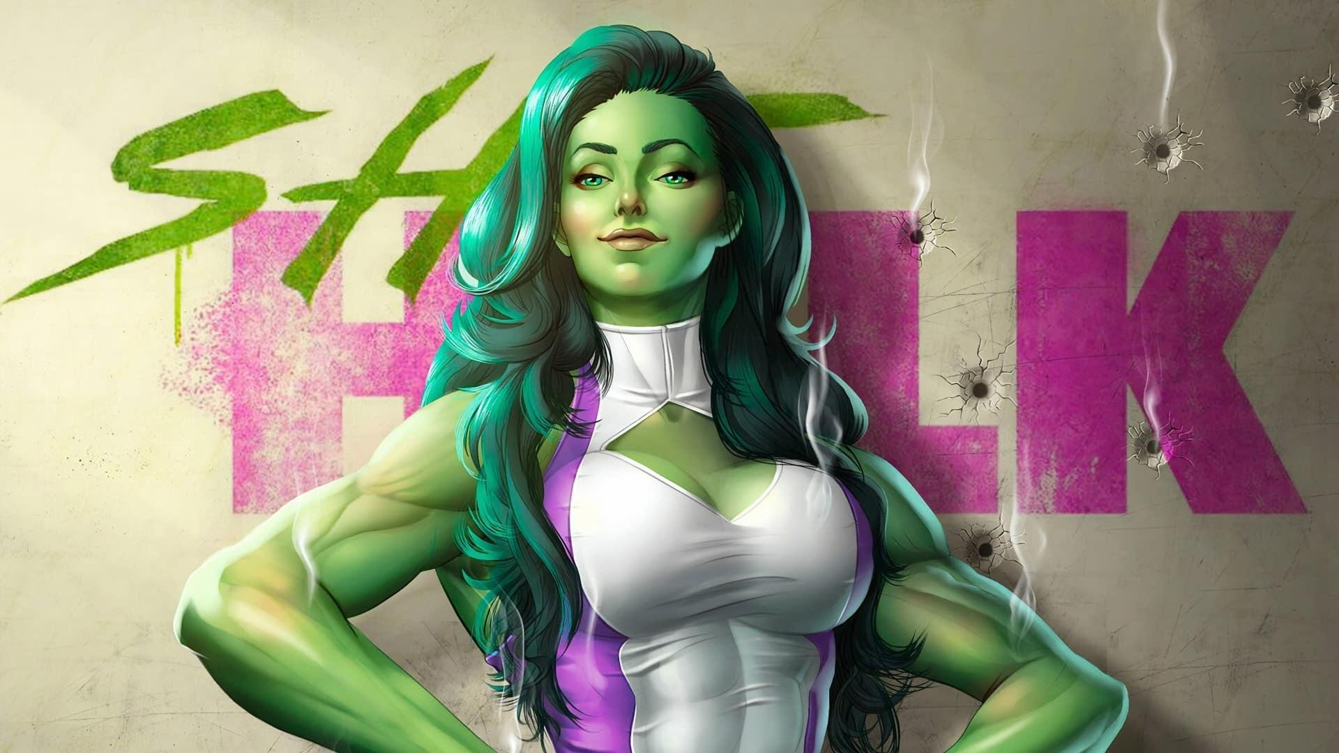 seriál she-hulk