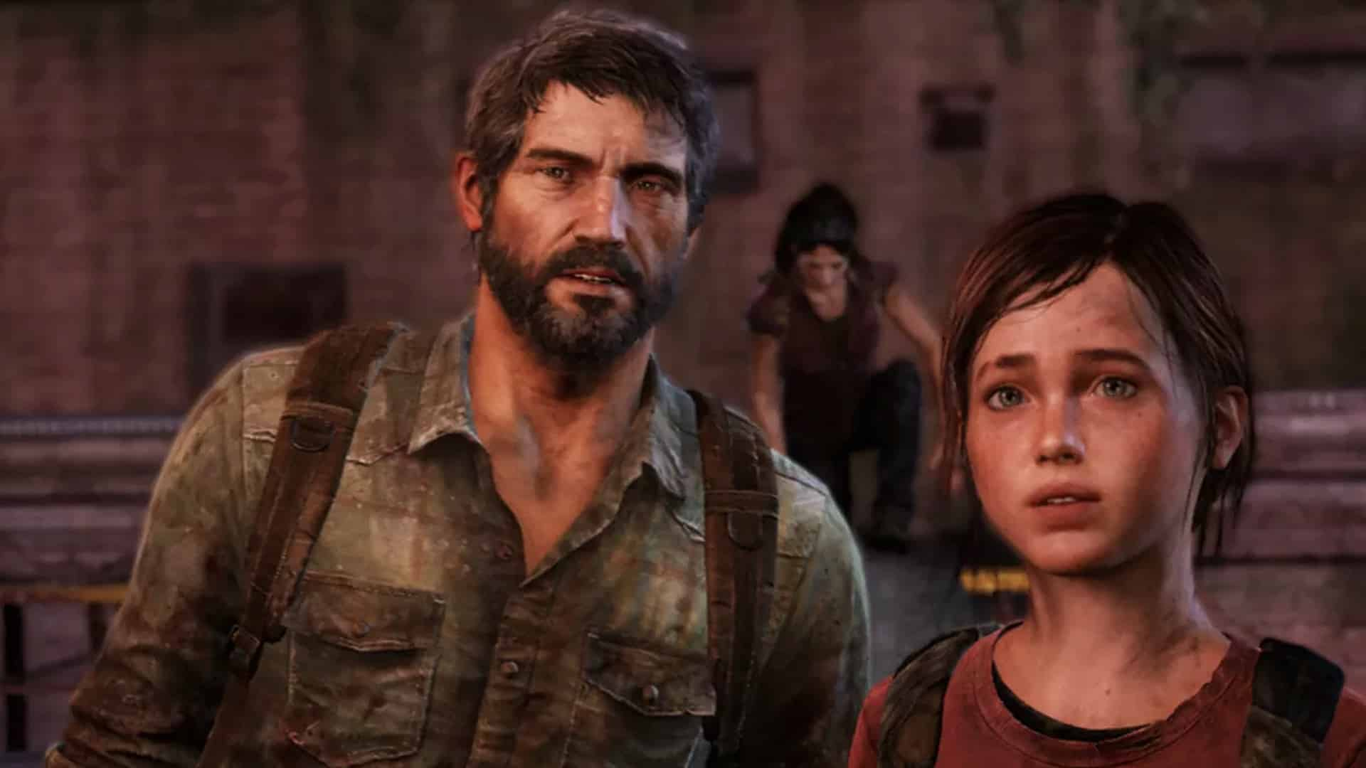 seriál The Last of Us