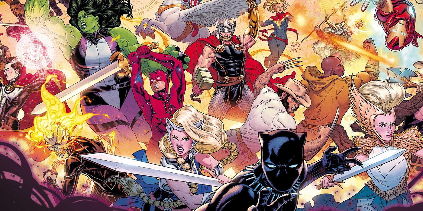 war of the realms titul