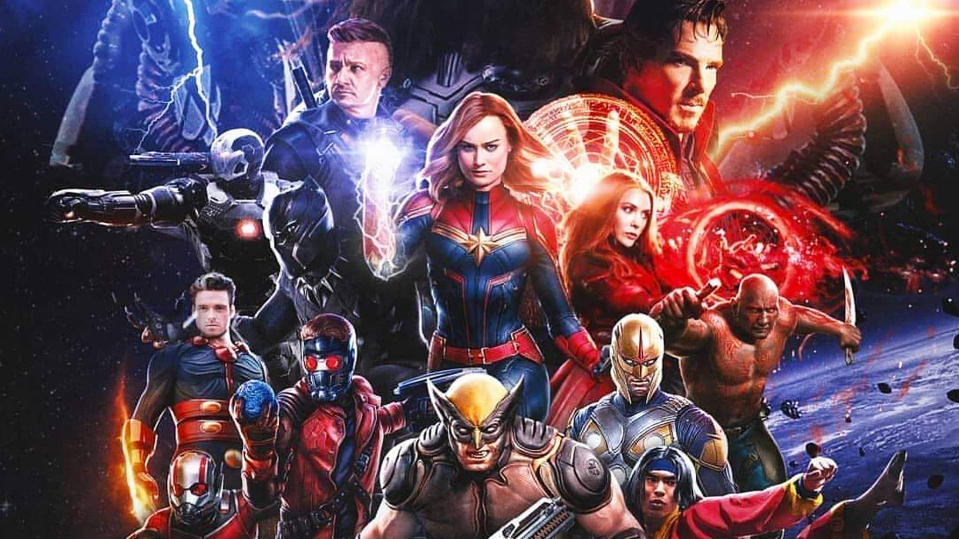 MCU film Avengers 5