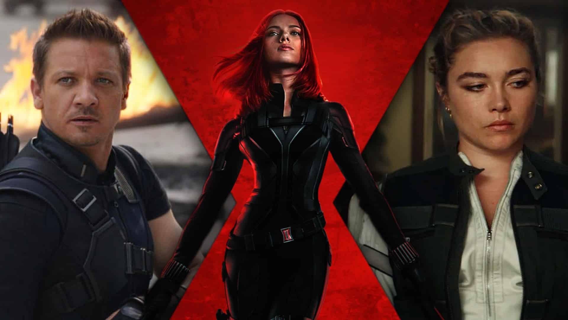 4 spôsoby Black Widow