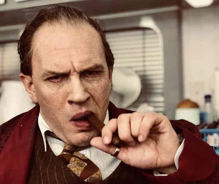 Tom Hardy Capone trailer