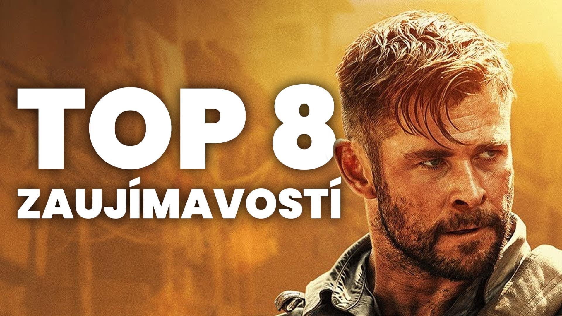 TOP 8 zaujímavostí o filme Extraction