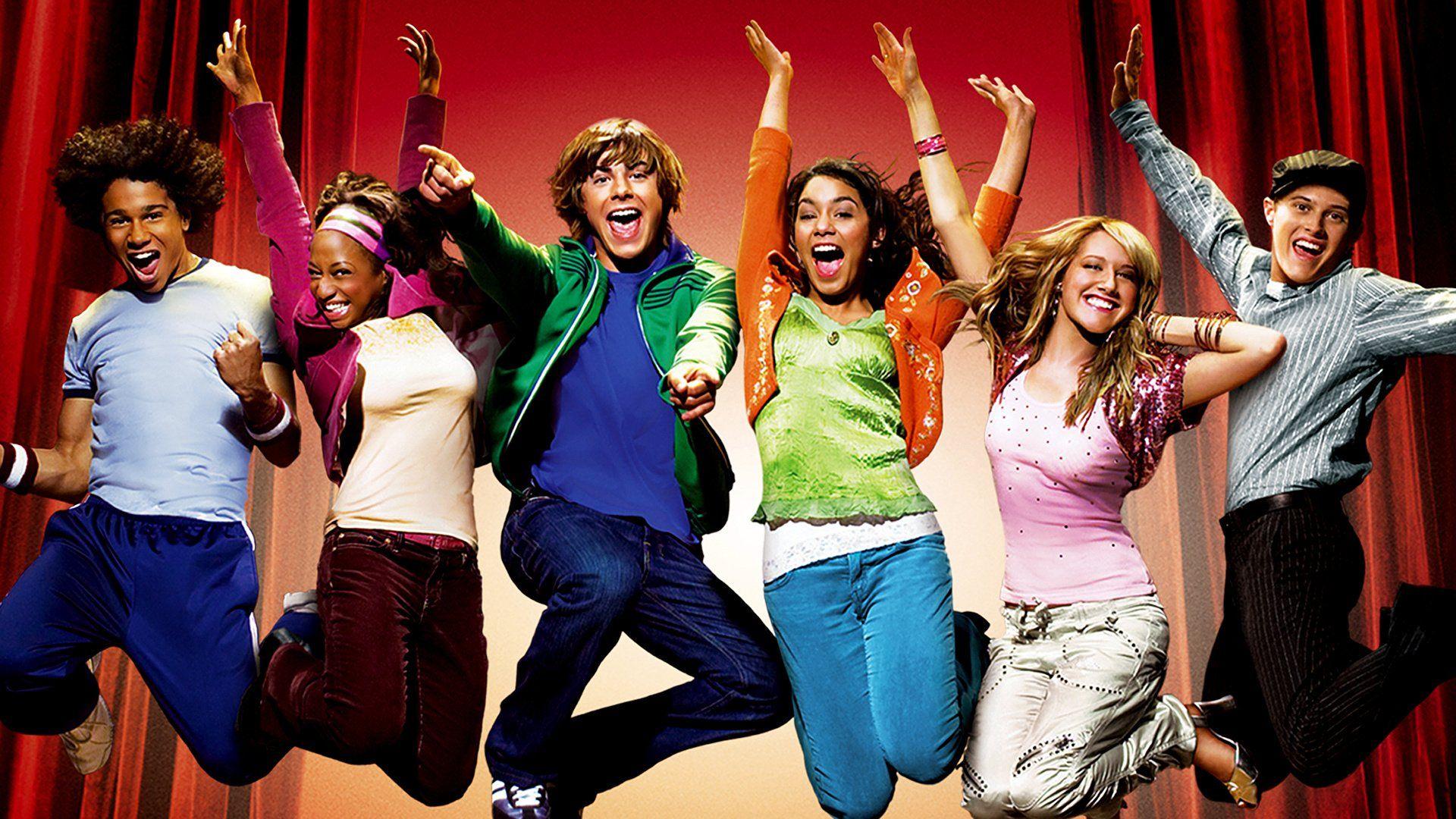 Stretnutie hviezd High School Musical