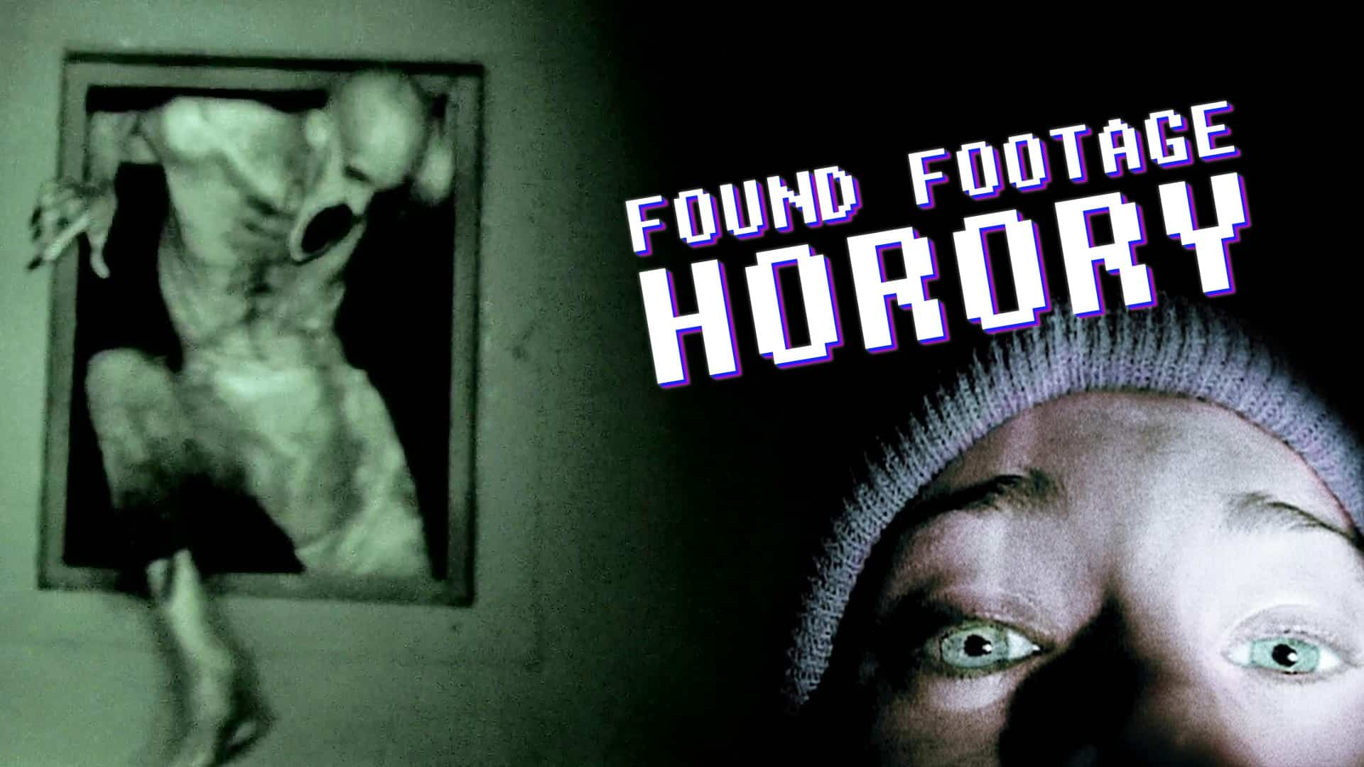 found footage horory