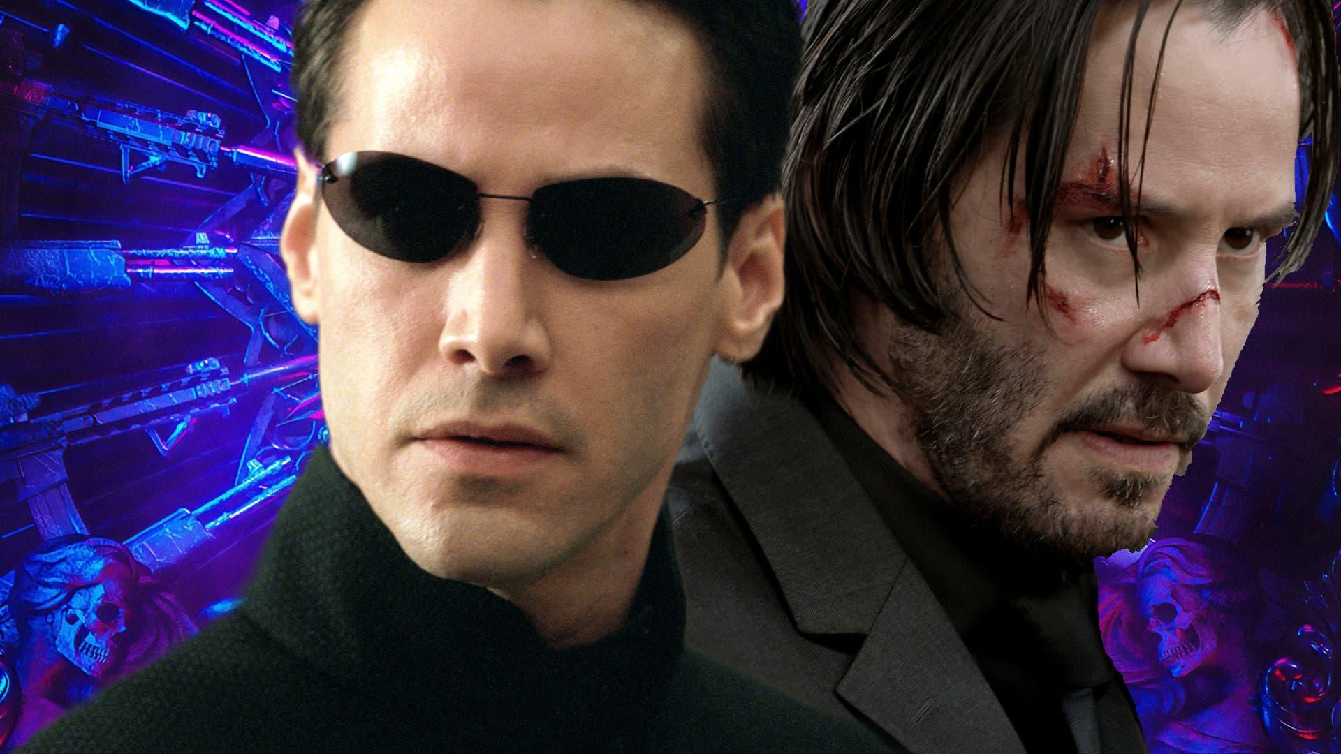matrix john wick