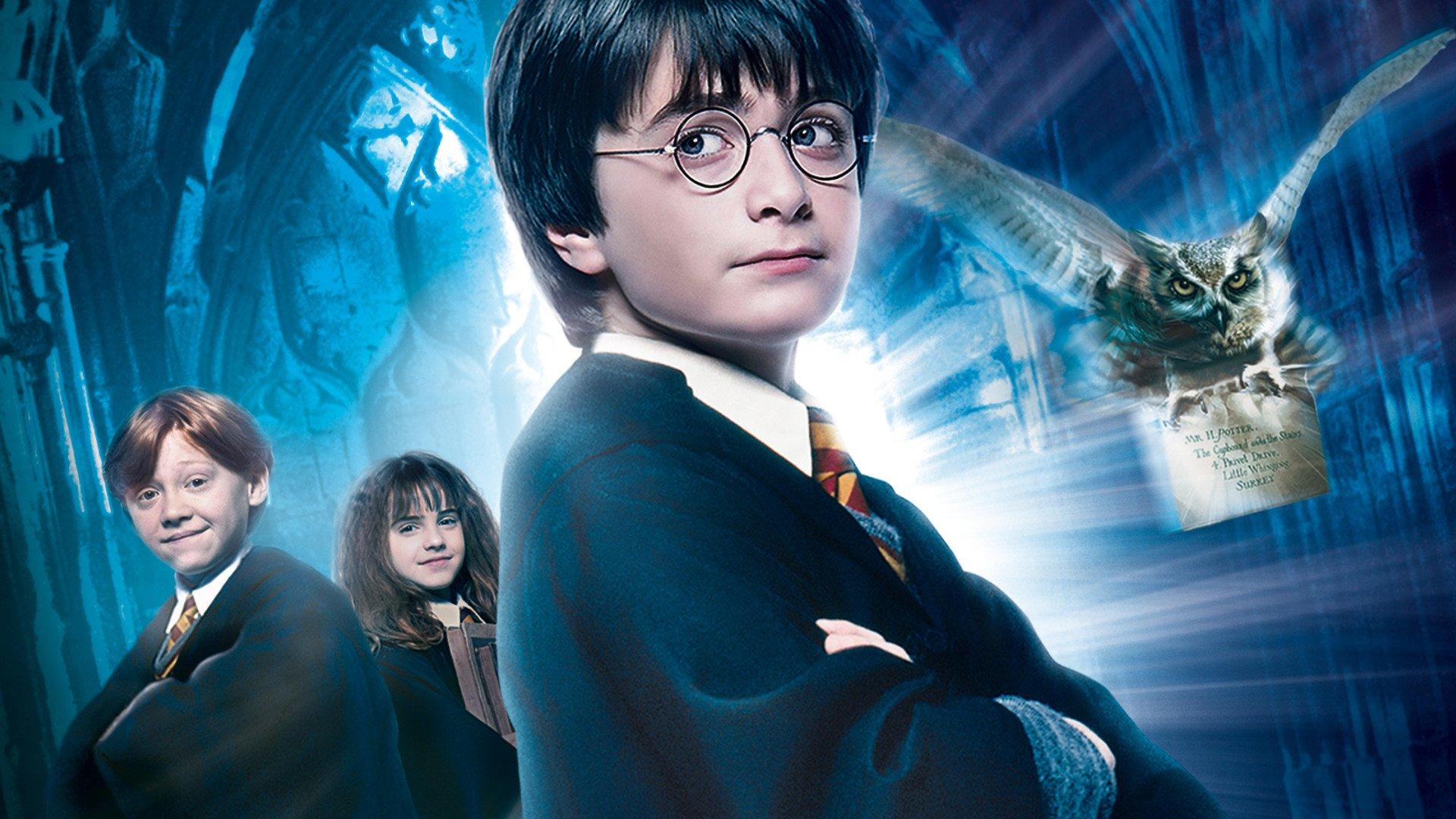 Kniha vs film Harry Potter a Kameň mudrcov