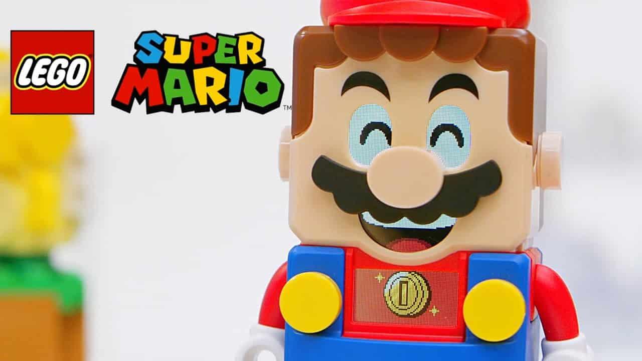 Lego mario - New
