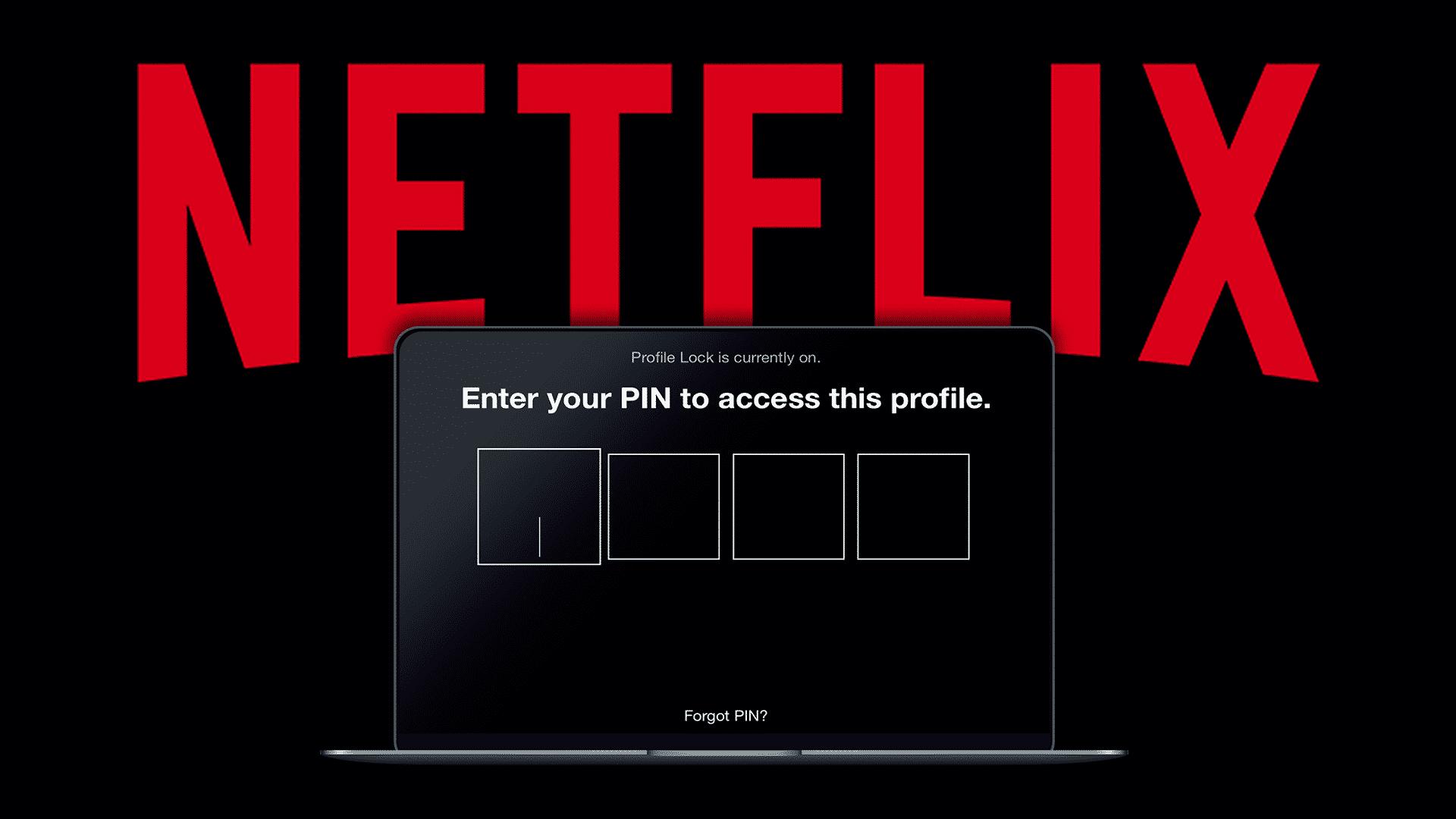 funkcia na Netflixe