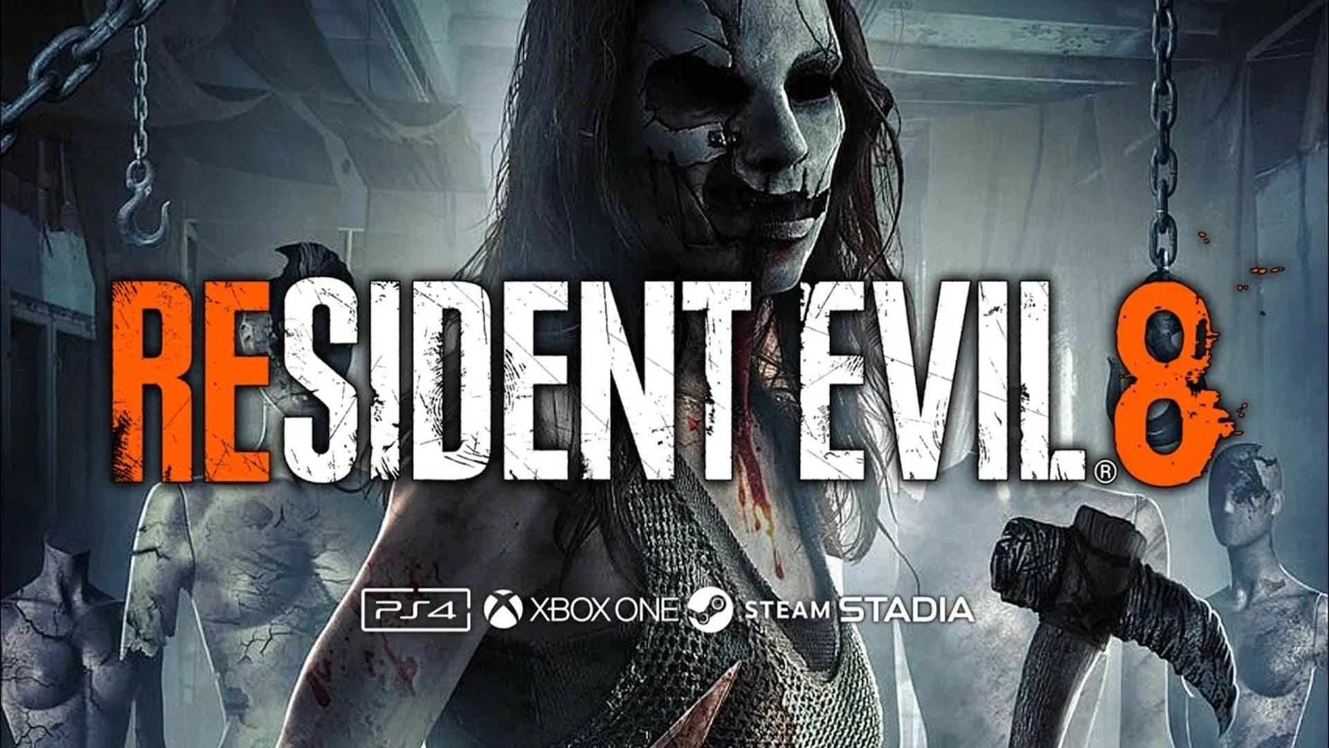 hra Resident Evil 8