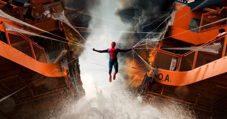 Spider-Man Ferry