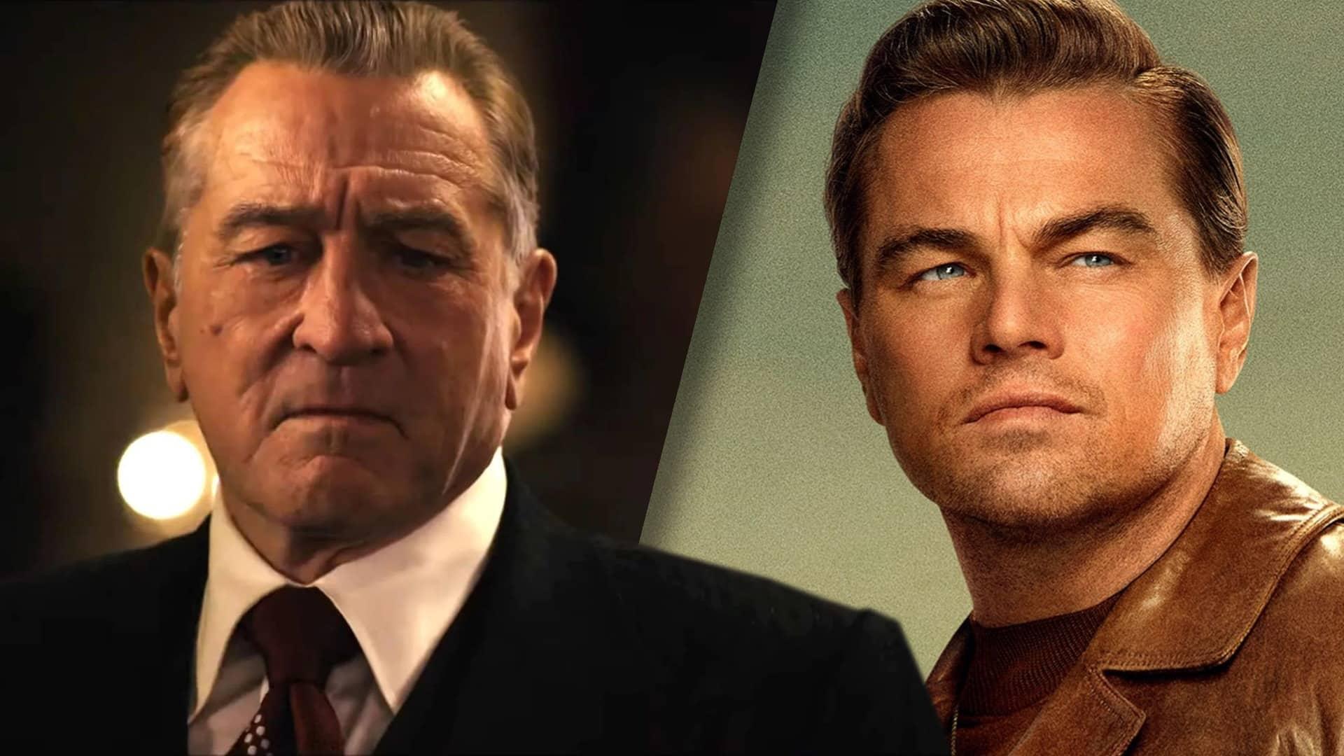 DiCaprio a De Niro