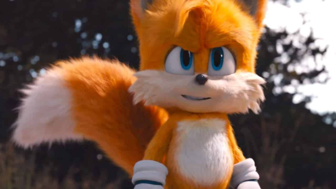 Tails Sonic Hedgehog